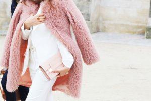 blush-tones-fur-coat-white-jacket-petal-pink-clutch