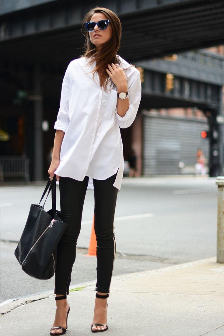 4f446a7f258 20 Style Tips On How To Wear White Jeans - Gurl.com