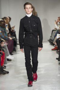 Raf Simons Calvin Klein Debut FW17 Men's Collection
