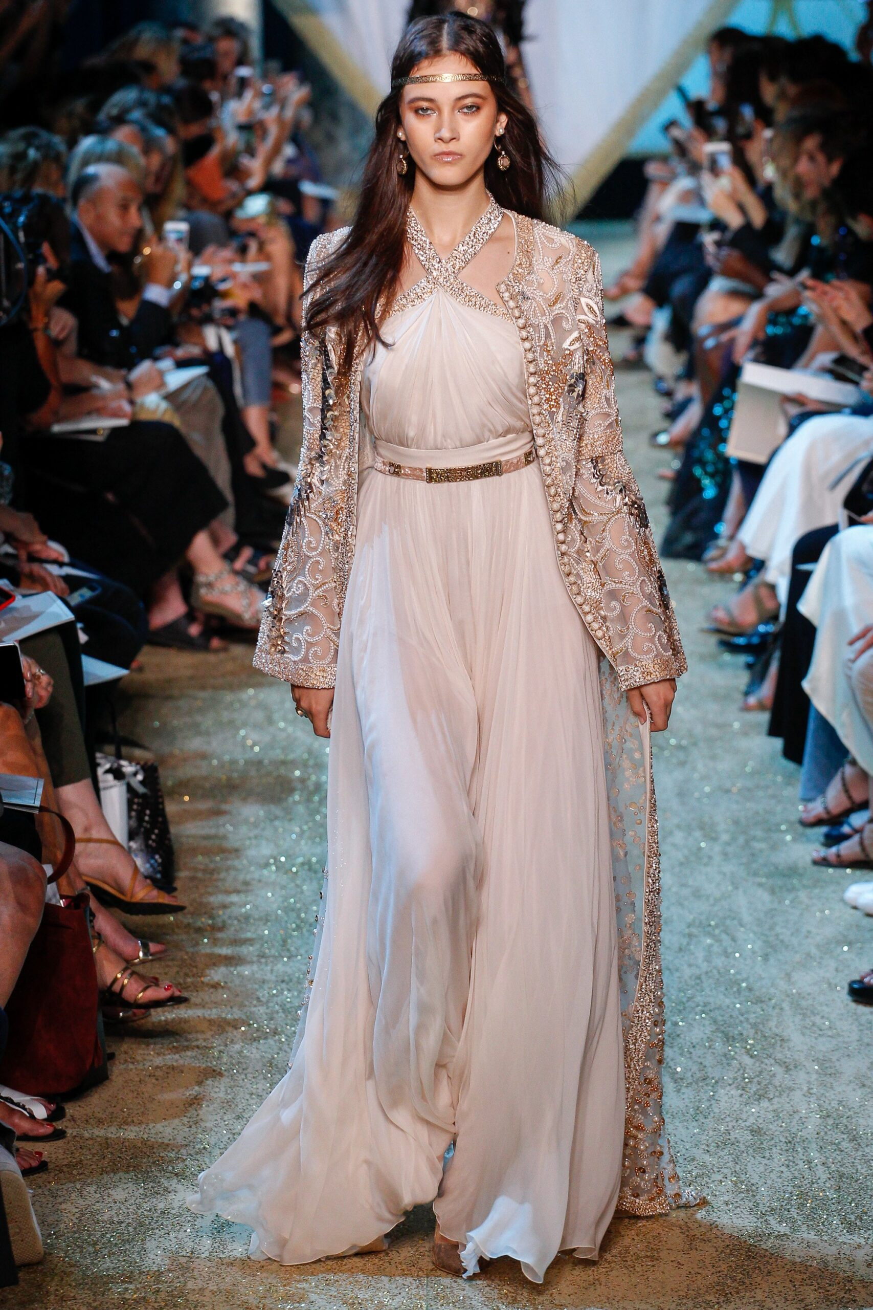 Elie Saab Fall Couture Collection takes inspiration from HBO\'s \'Game ...