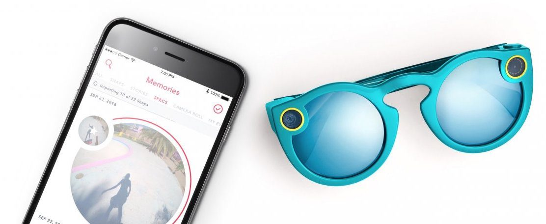 Snapchat's Spectacles