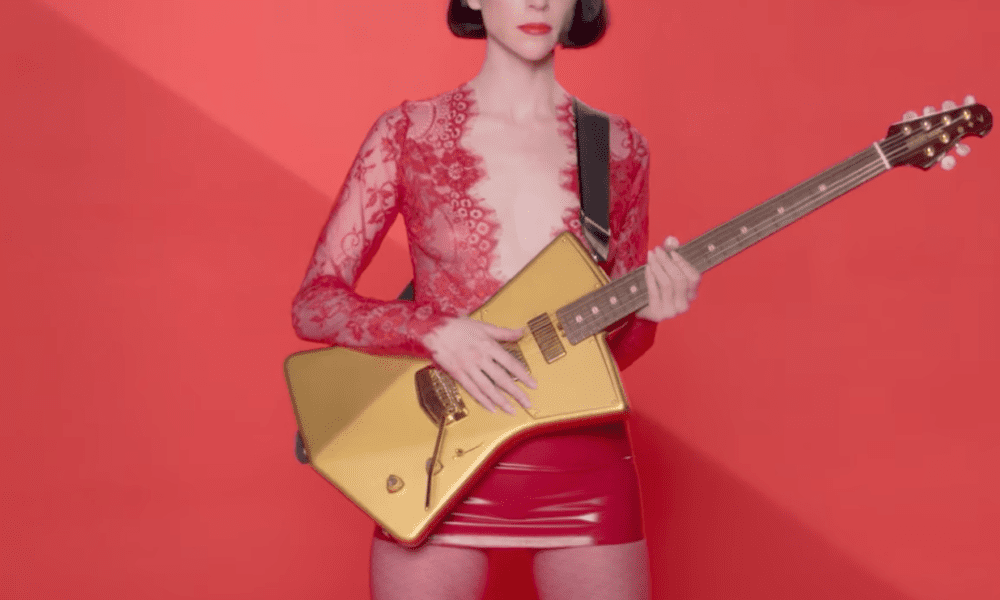 style inspiration st vincent red los ageless