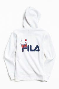 FILA x Sanrio