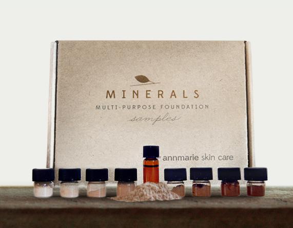 Minerals by Annmarie | annmariegianni.com