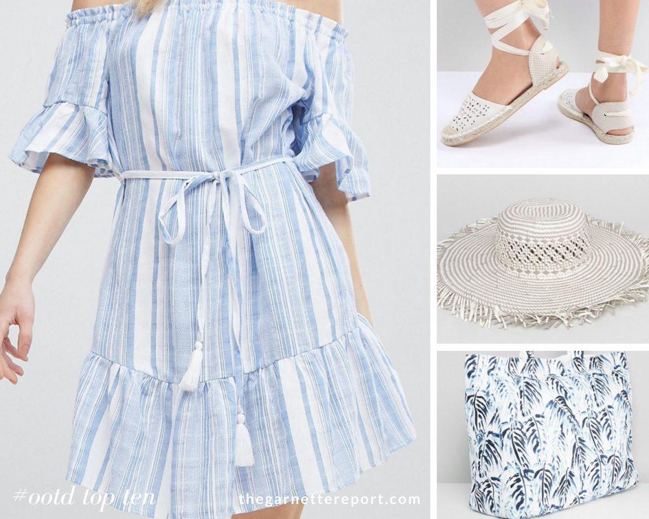 ASOS Summer fashion trend moodboard