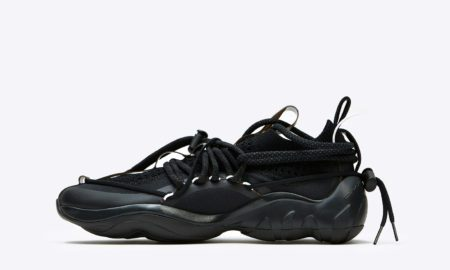 6e50ecf2f661 Reebok Classic and Pyer Moss release the DMX Fusion Experiment Pyer Moss in  Black