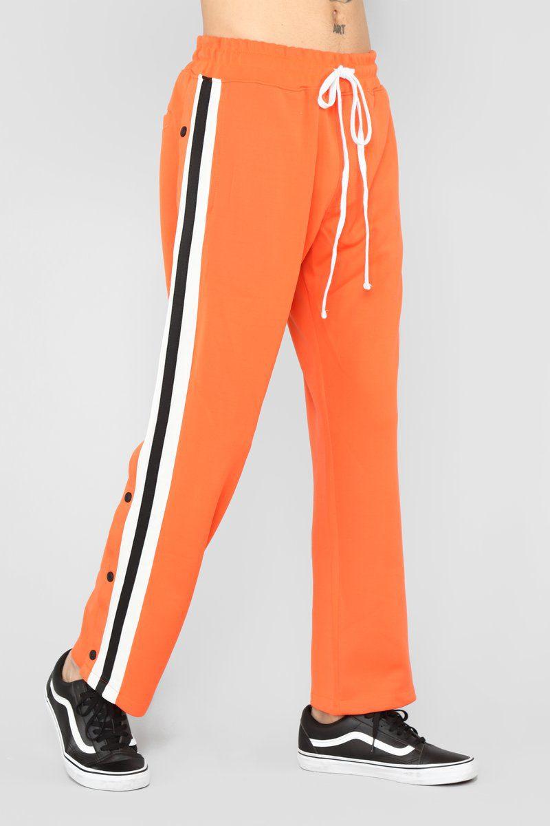 JC tearaway pants
