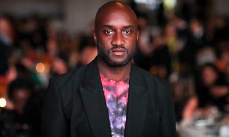Designer Virgil Abloh 2018