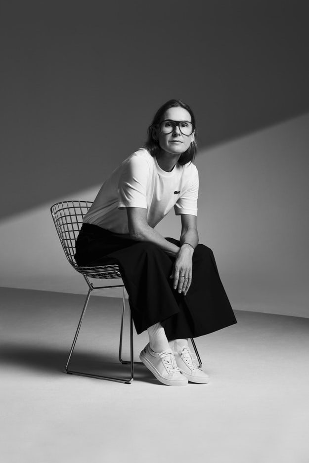 lacoste new creative director the future is female