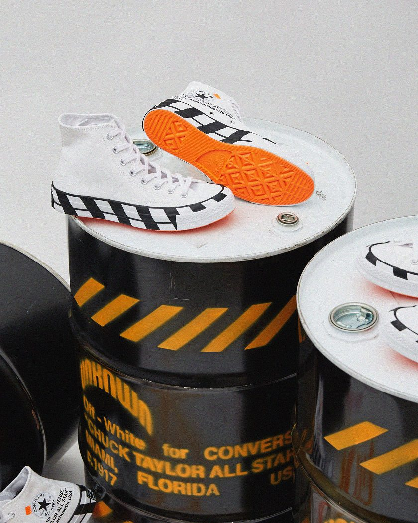 4241f9bebe0 The Off White X Converse Chuck Taylor Will Be Dropping