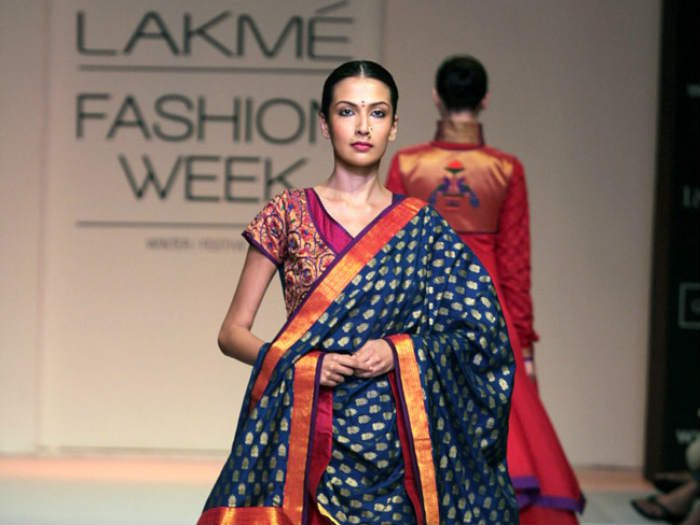 India Fashion Week Archives The Garnette Report