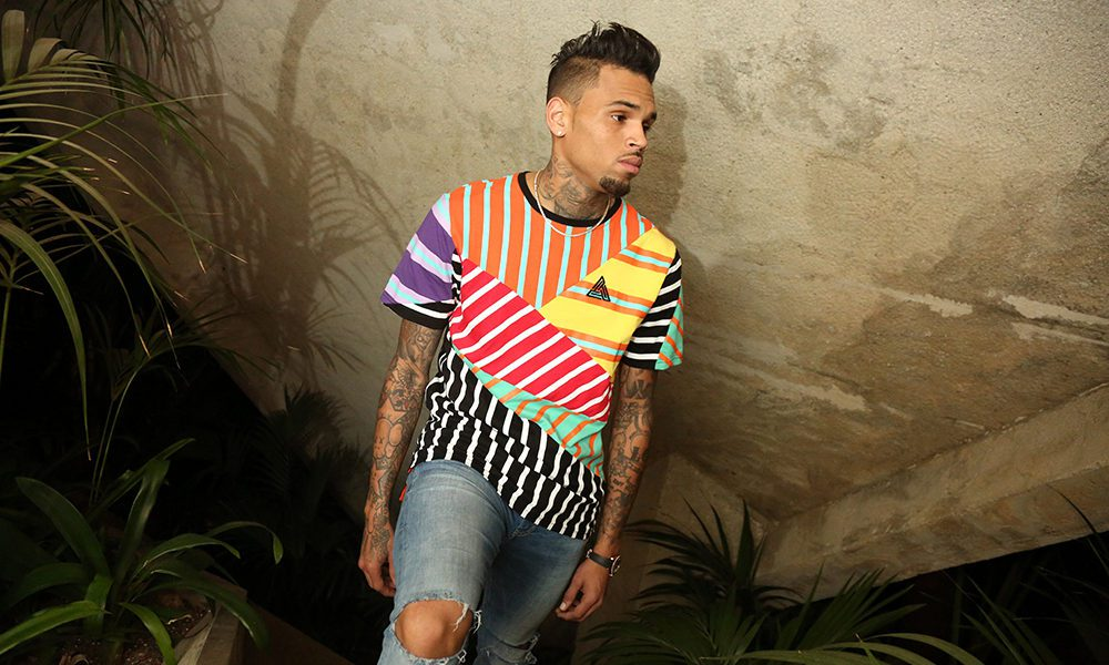 Chris Brown Brings First Look at Black Pyramid | The ...