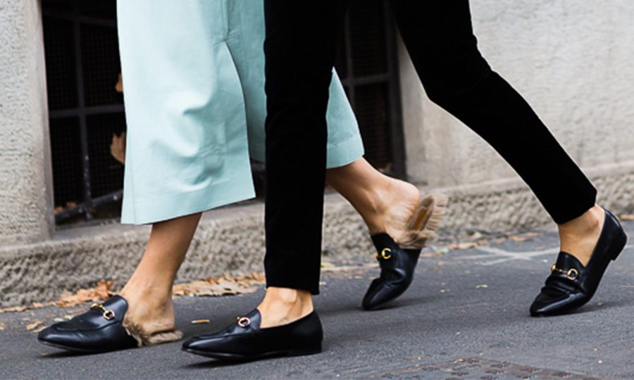The Fur Loafer Trend For Less The Garnette Report