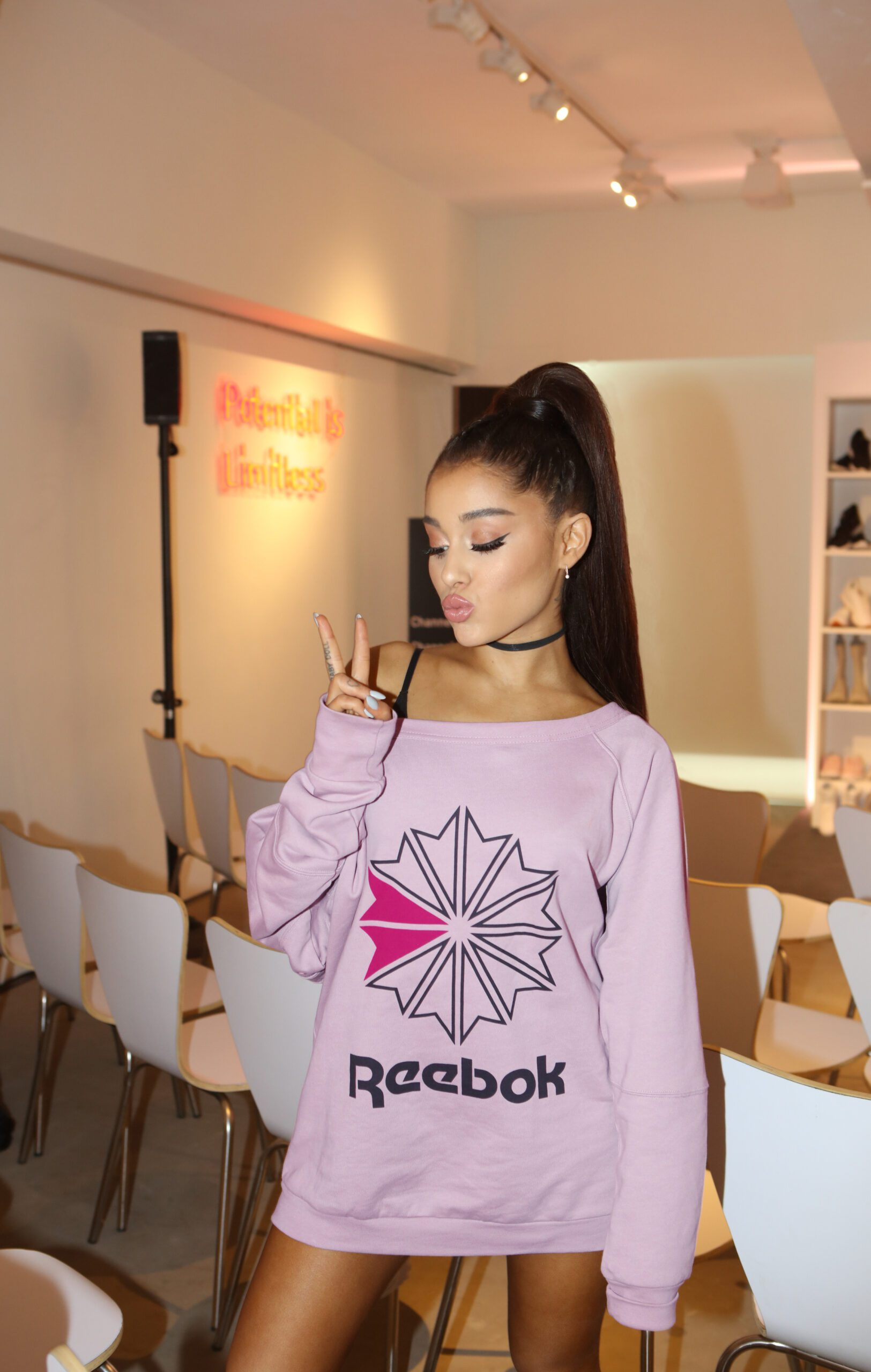 Reebok Reveals An Inspiring Day In The Life Of Ariana