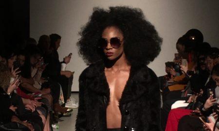 negris lebrum nyfw fashion show black basic