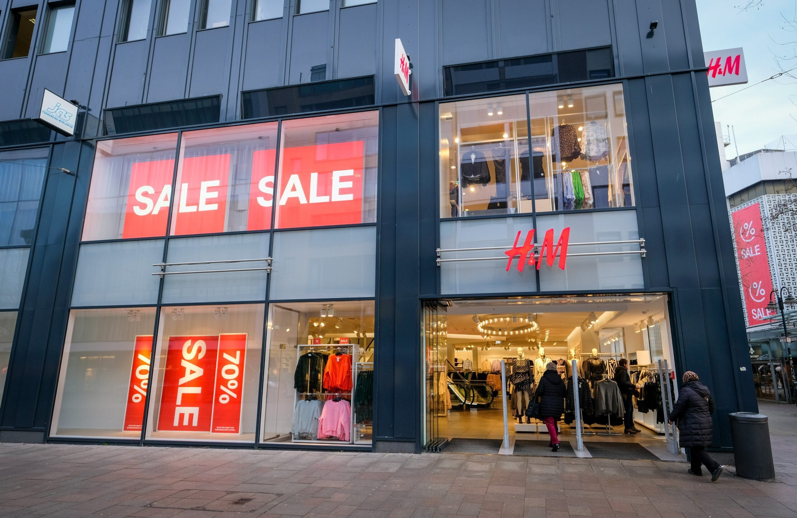 $4.3 Billion Worth of Unsold H&M Clothing