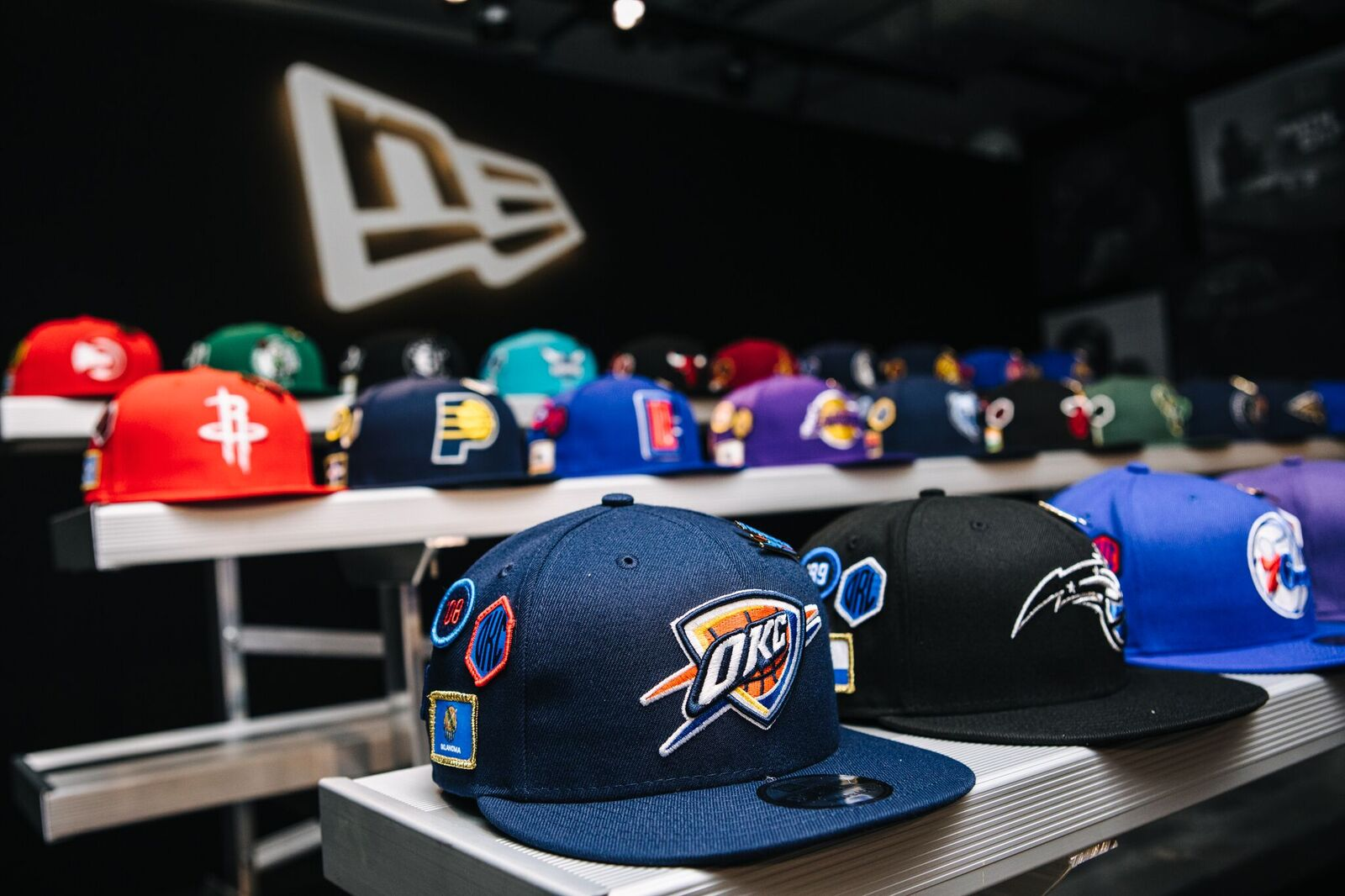 """c2d00cf545a86b June 19, 2018, Buffalo, New York – On the week of the NBA Draft, New Era Cap  Co. presents """"The Path to the Cap"""": a never-before-seen exploration of NBA  ..."""