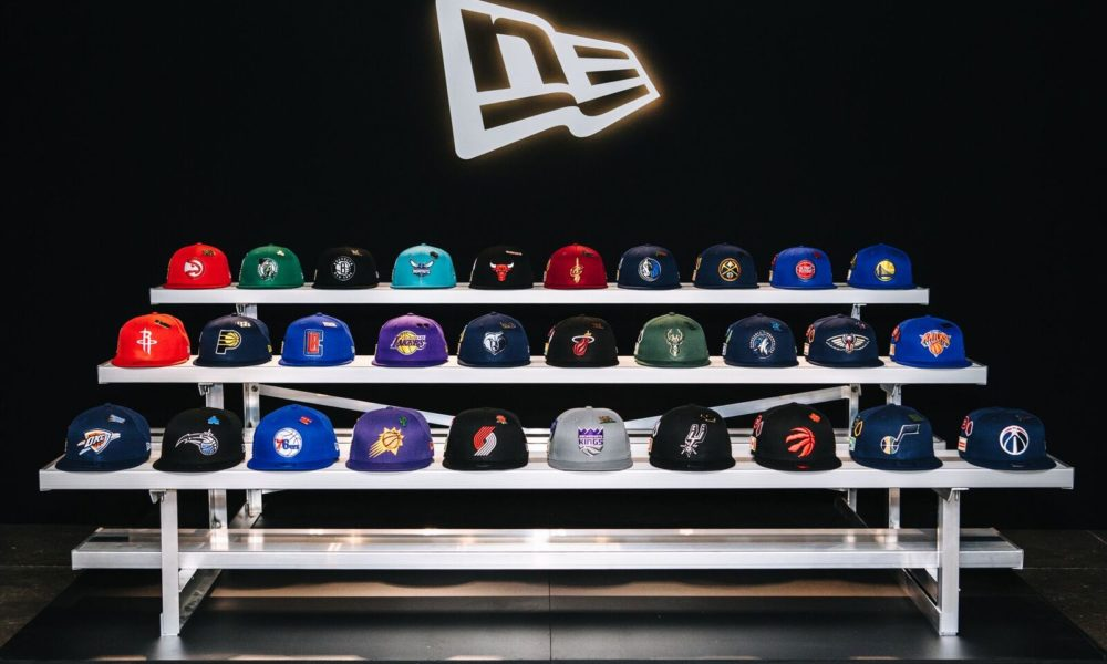 11a5f6cb ... italy new era cap premieres the path to the cap starring nba superstar  dangelo russell 824d6