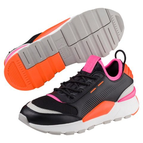 PUMA TAKES ON 80'S MUSIC VIBES FOR THE NEW RS-0 SOUND   The ...