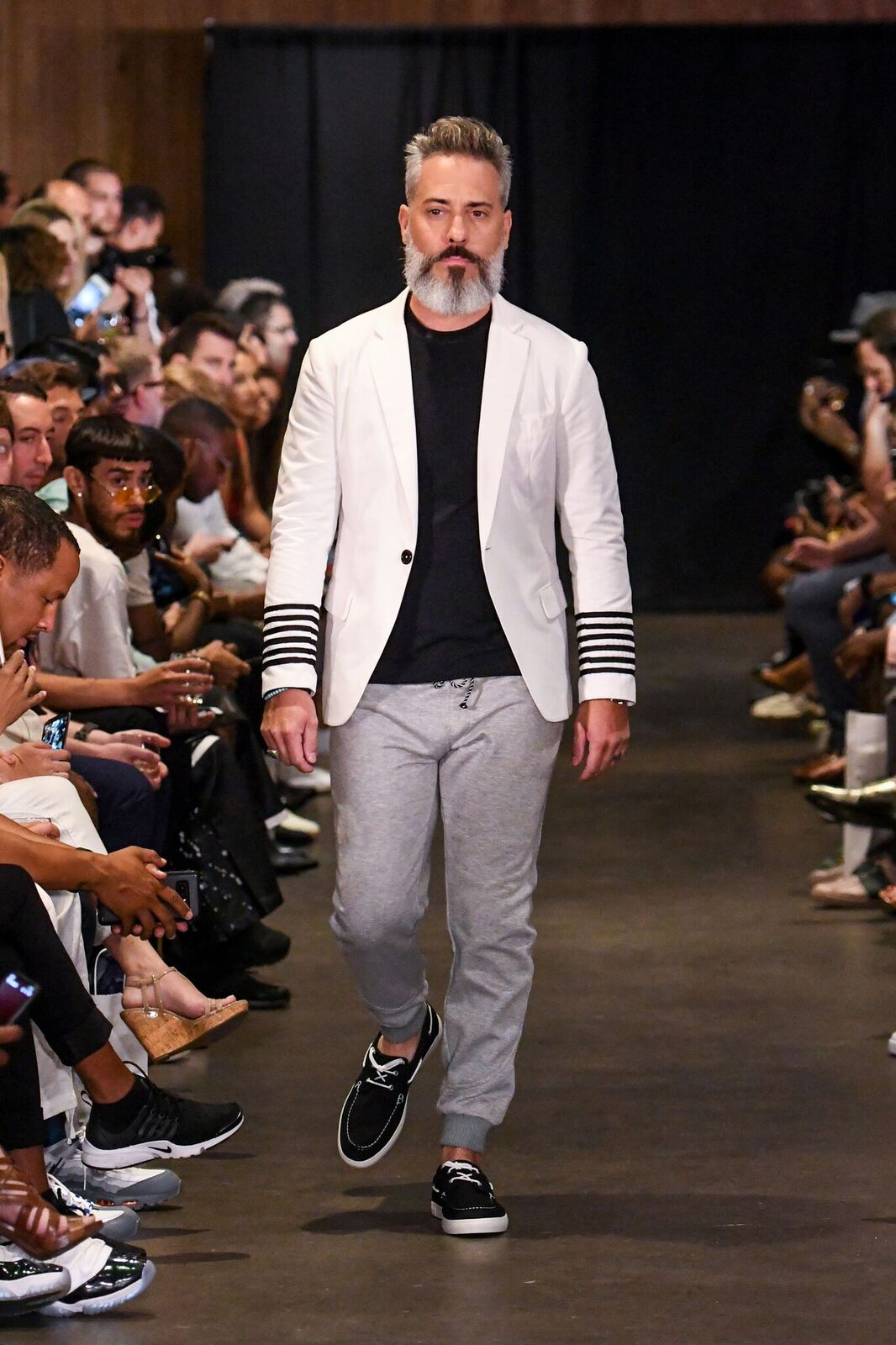 ba4f53cb79fc Grungy Gentleman fused contemporary culture and style for their S S 2019  collection. As Grungy Gentleman always does