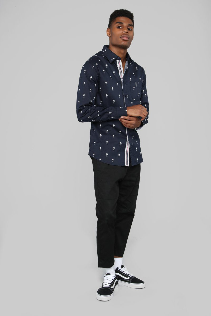Baldwin Button Up Shirt