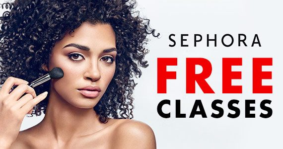 Sephora's Beauty Classes
