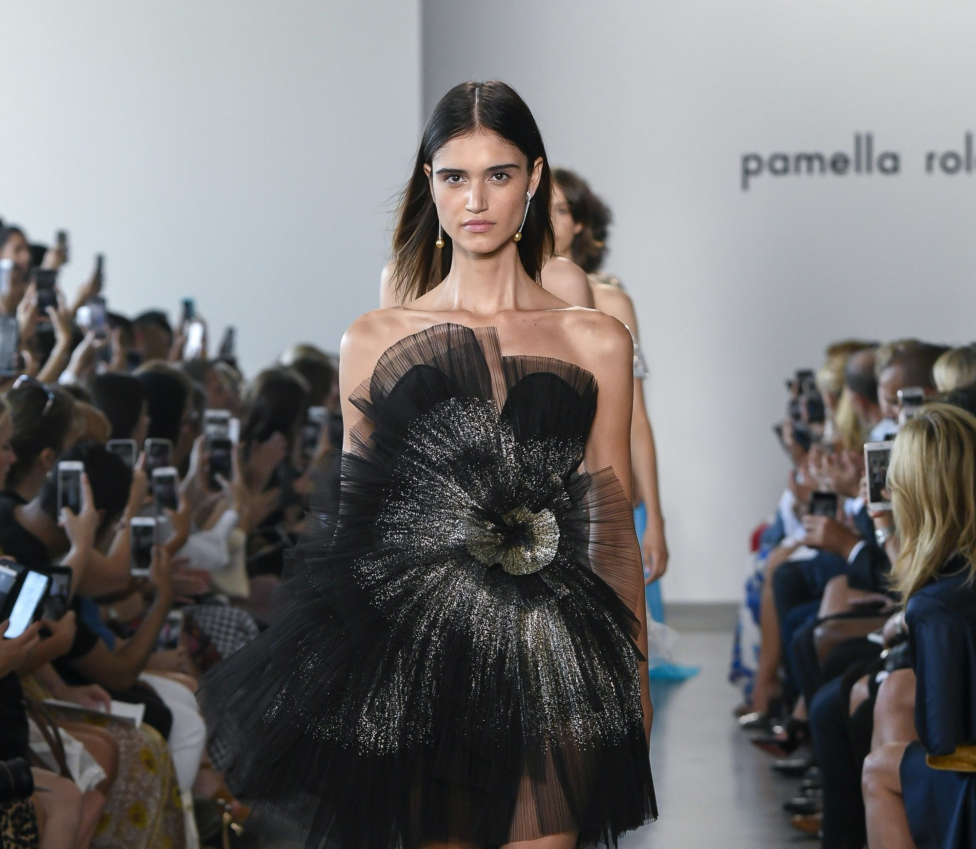 b15d0e0d Pamella Roland Spring 2019 RTW | The Garnette Report