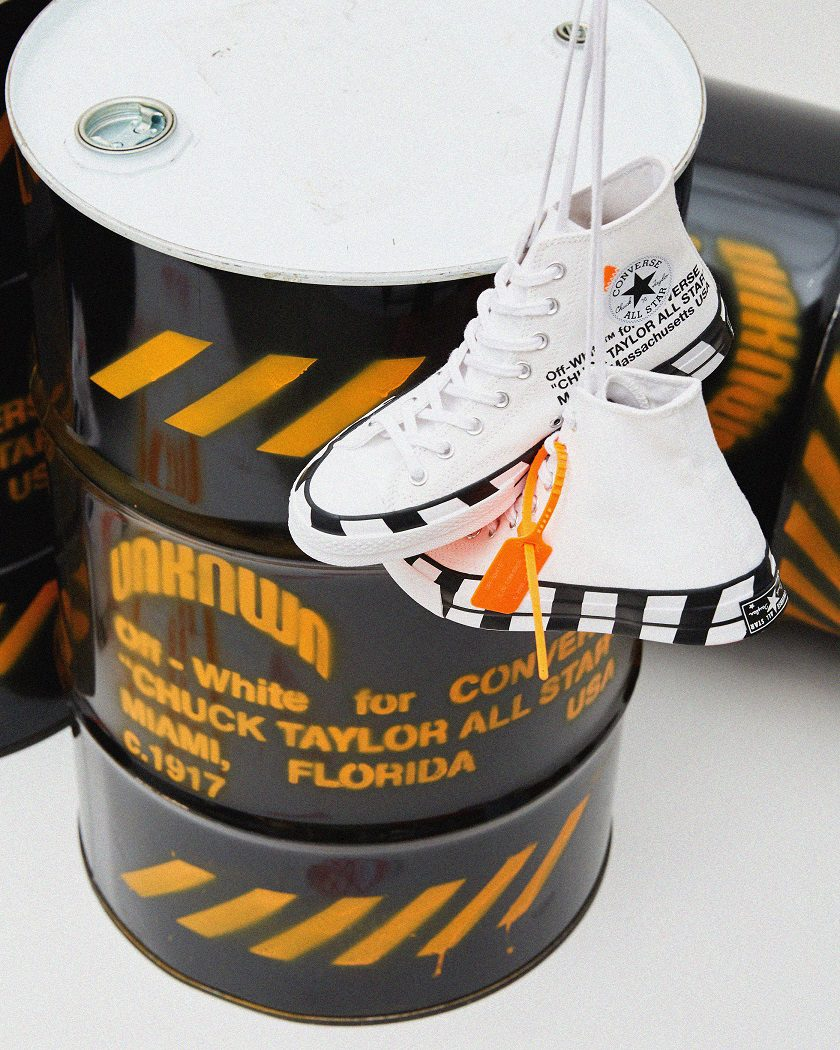 official huge inventory outlet store sale Off White x Converse