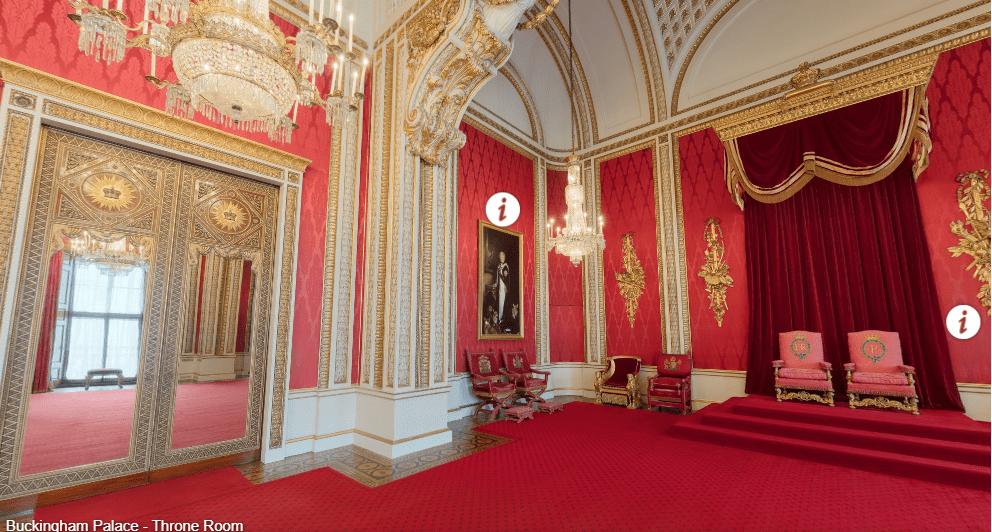 Throne Room Example