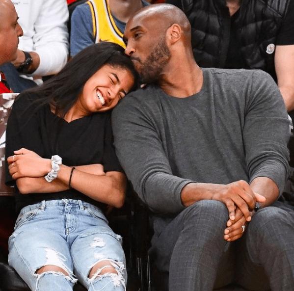 Kobe and Gigi