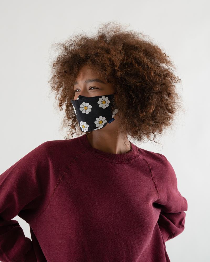 Baggu Face Mask Daisies