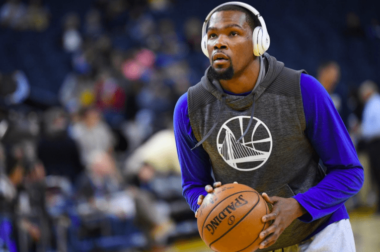 Kevin Durant, music