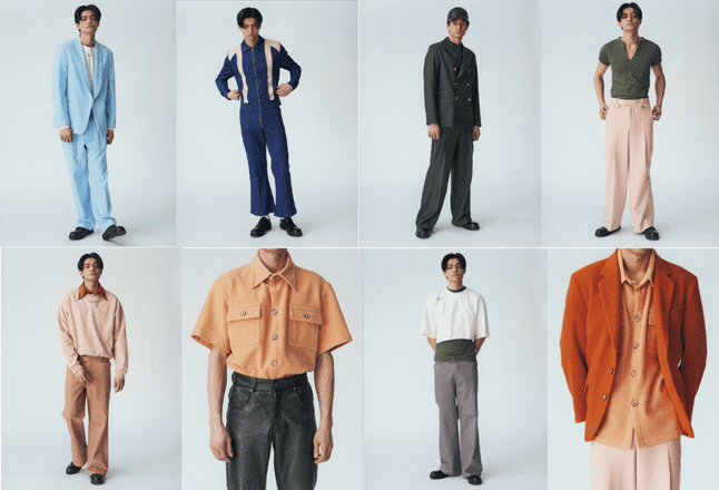 Autumn/Winter collection 2021 MA