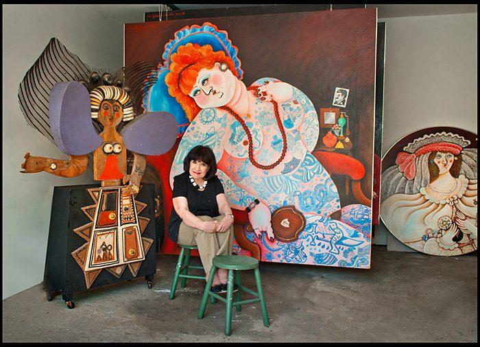 Latin American Female Artist