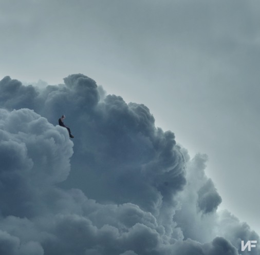 cover art for CLOUDS by NF