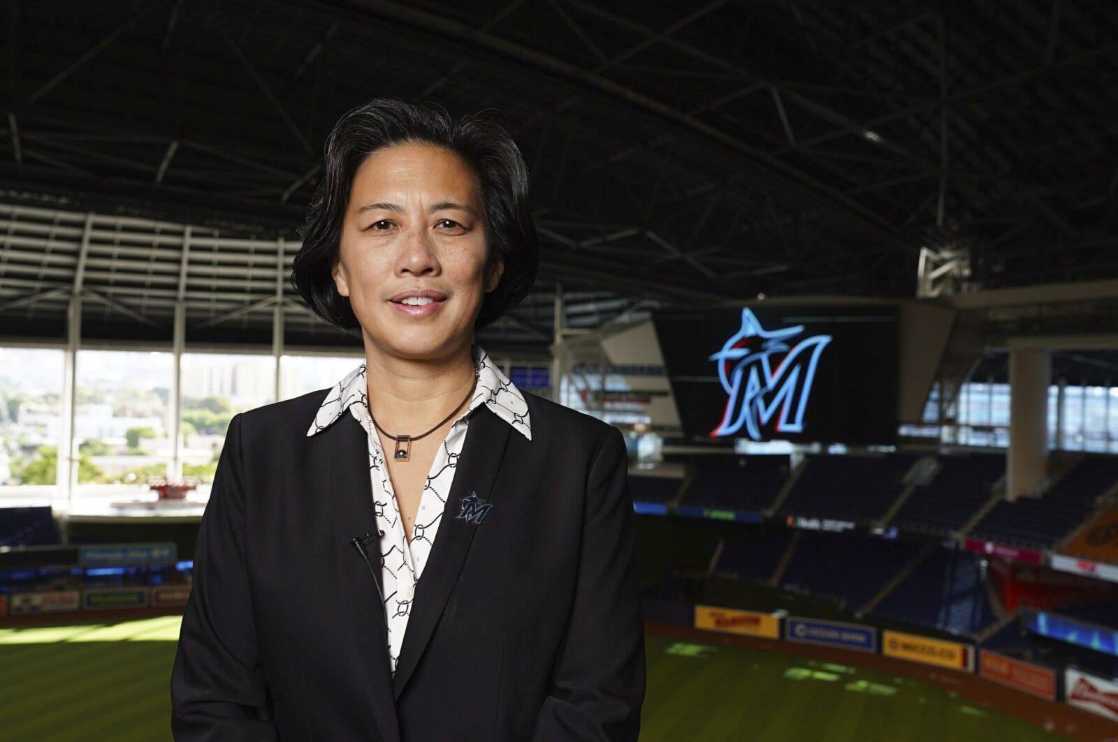 MLB Kim Ng