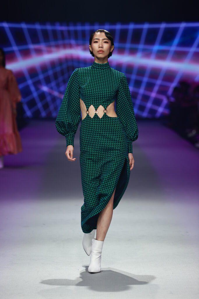 Photo of BOB Jian's collection at Taipei fashion week