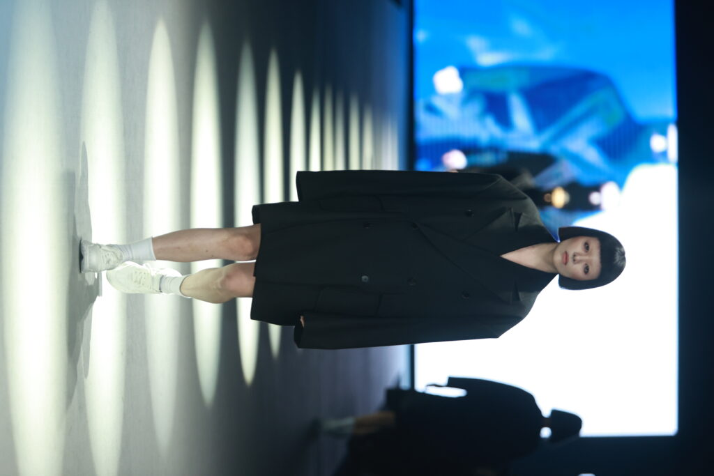 Photo of DLEET's AW21 collection