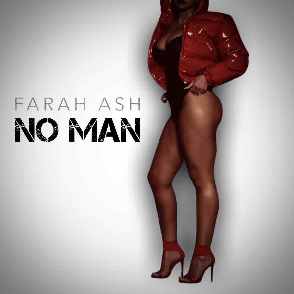 Farah Ash No Man cover photo
