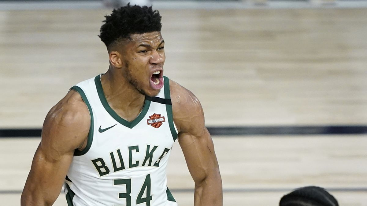 top five most influential men in sports Giannis Antetokounmpo