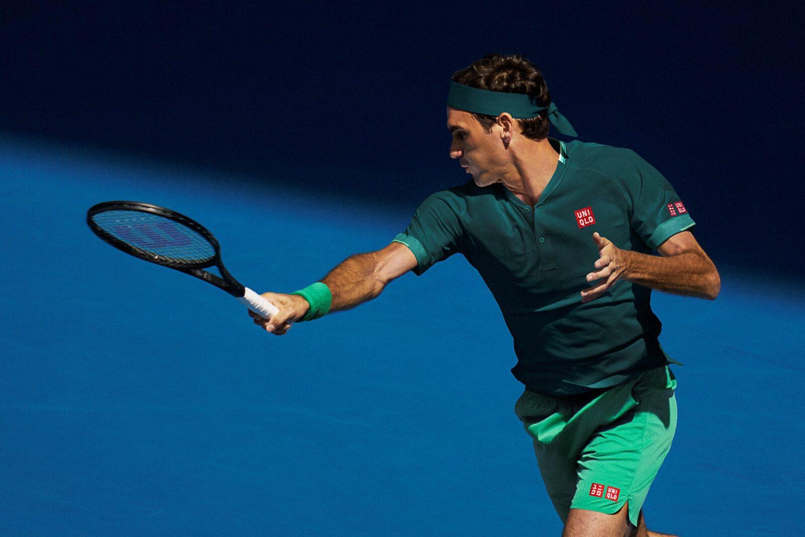 Roger Federer x UNIQLO