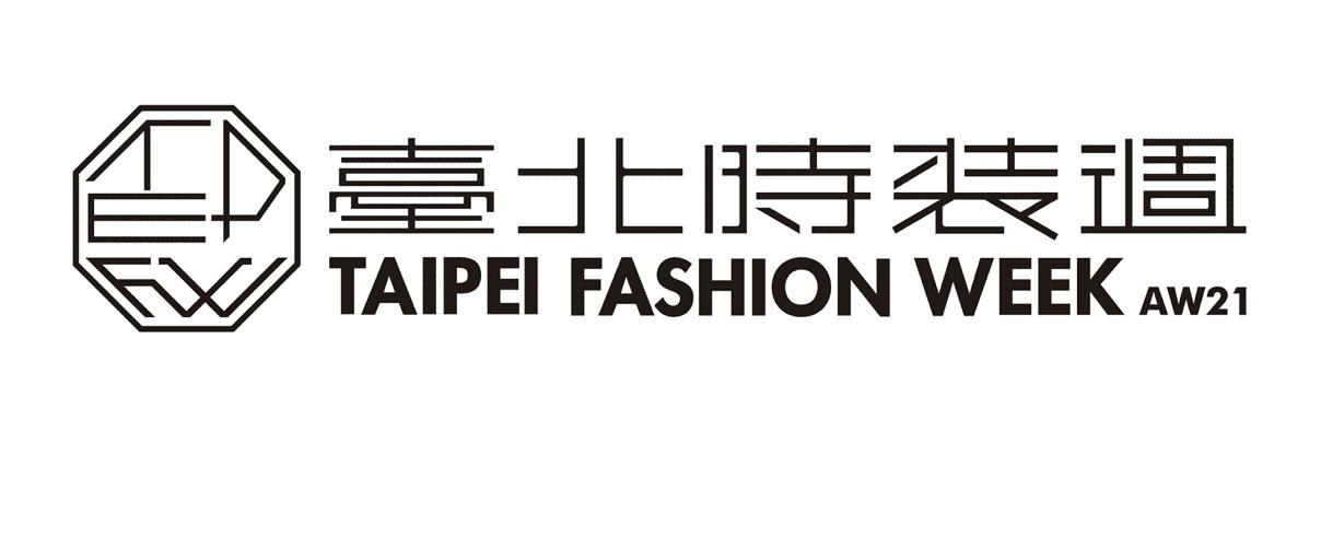 Photo of the logo for Taipei Fashion Week AW21