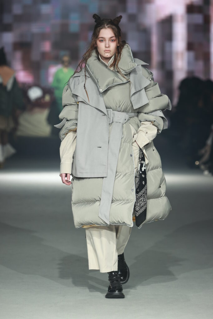 Photo of Seivson's collection for AW21