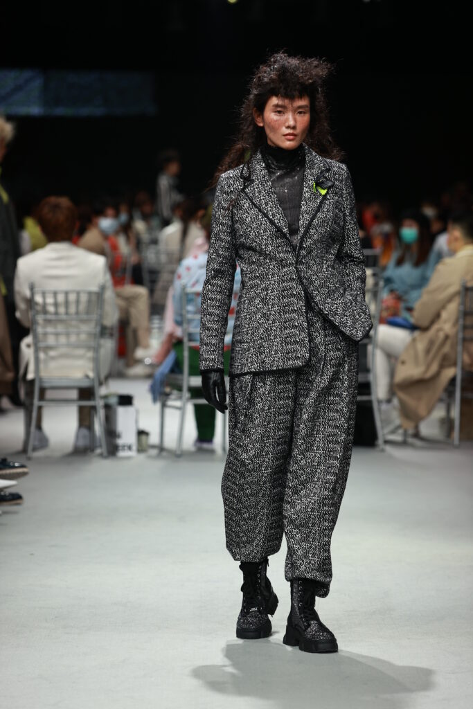 Photo of UUIN's AW21 collection