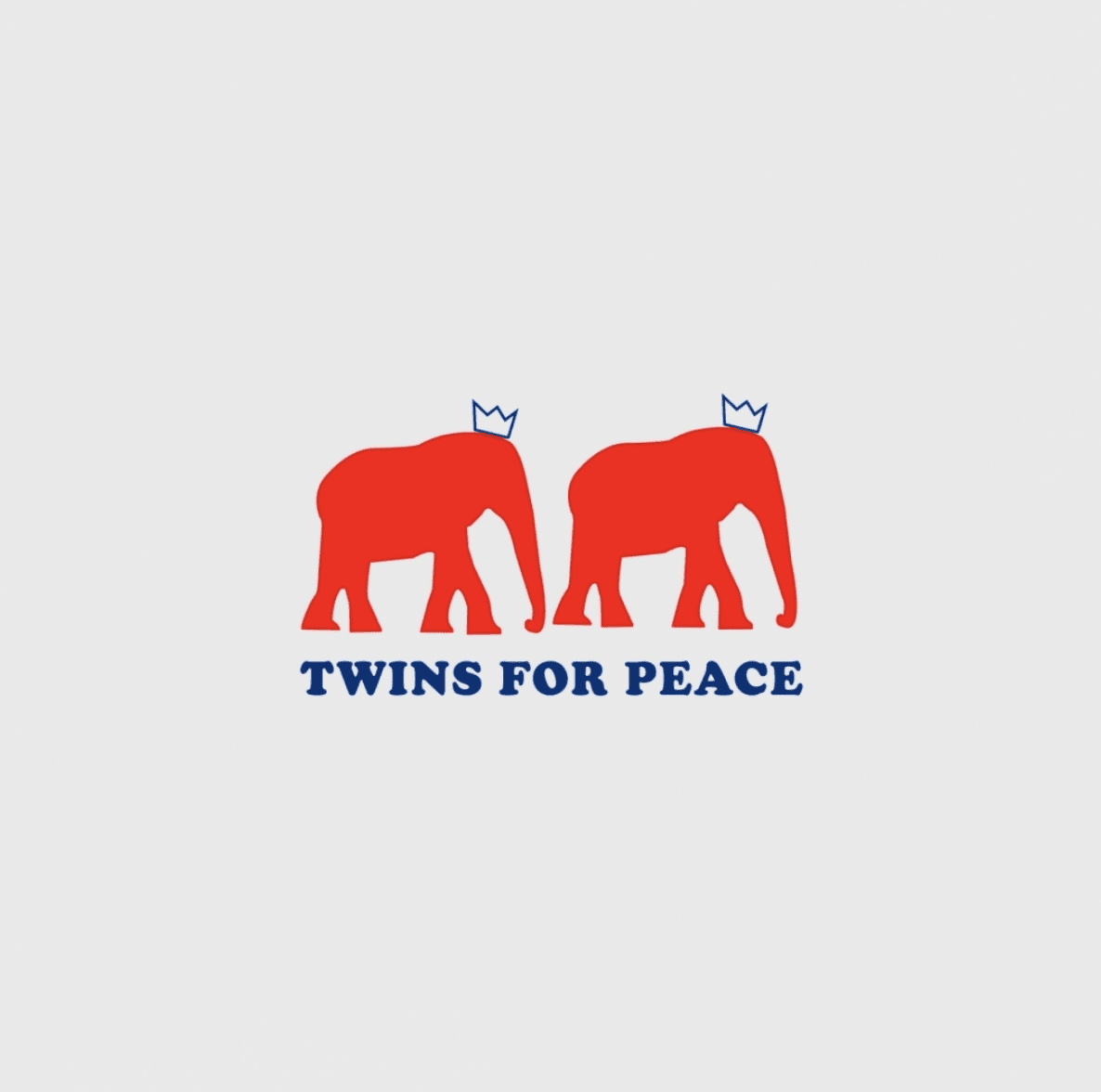 Logo of Twins For Peace based in Paris
