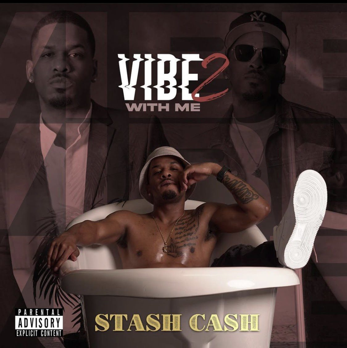 Cover photo for Vibe With Me 2 by Stash Cash