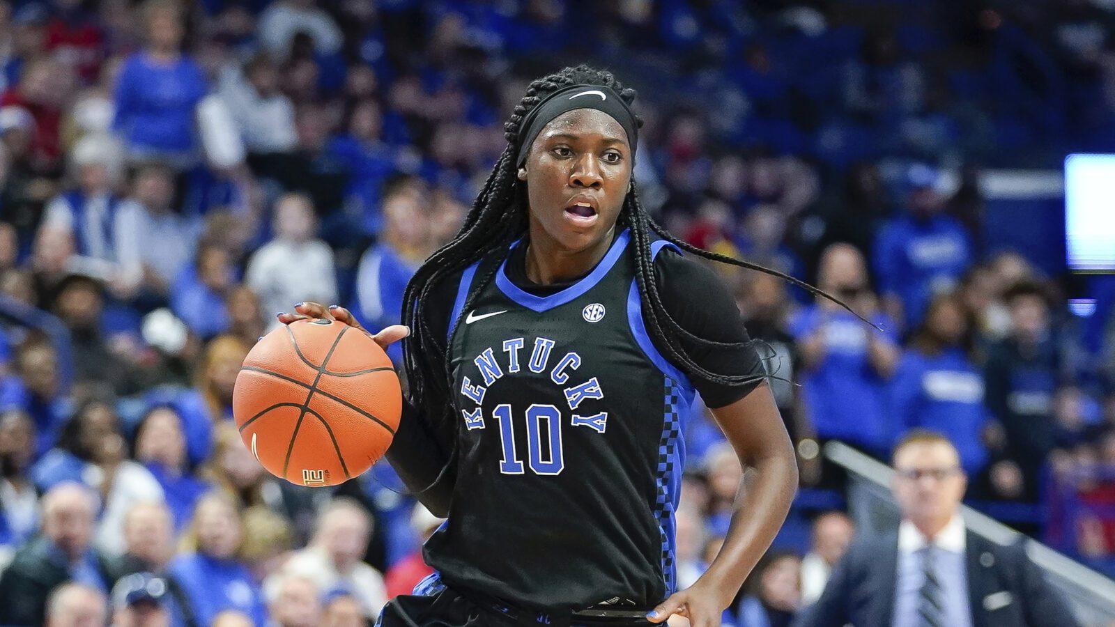 2022 WNBA and NBA Draft