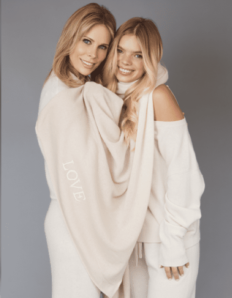 Photo of the NAKED Cashmere LOVE