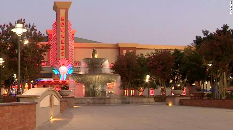 Movie Theater Shooting / Hollie Silverman
