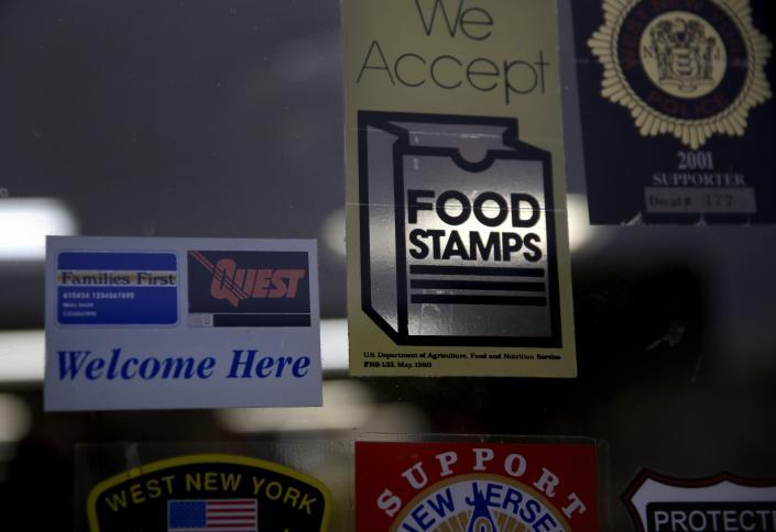 ASHRAF KHALIL and JOSH BOAK - food stamps benefit Increase